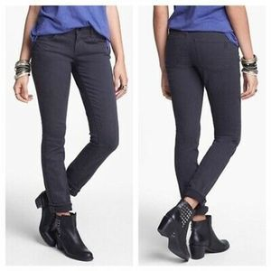 Articles of Society Charcoal Skinny Denim Jeans 29